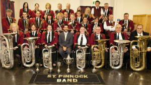 St Pinnock Brass Band